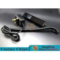 Buy cheap Smart Portable Casino UV Light Detector , Counterfeit Poker Card Scanner product