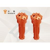 Toughness BR DTH Drill Bit Forged Alloy Steel Material For Blast Hole Drilling