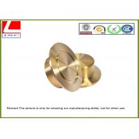 Computer Numerical Control CNC Custom Machining Precision Brass Components