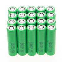 China 8650 25r lithium ion battery for ebook smart watch blue tooth headset 2500mah rechargeable battery cell on sale