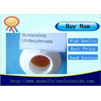 Buy cheap Equipoise Boldenone Undecylenate CAS:13103-34-9 Powder and oil steroids product