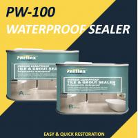 Buy cheap Anti Mildew Odorless Indoor Tile Sealer Fast Drying Easy To Clean product