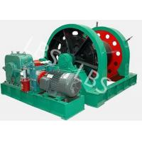 Buy cheap Mine Heavy Duty Lifting Electric Windlass Winch Fully Machined product