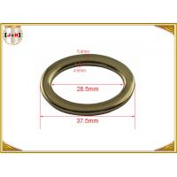 Buy cheap Adjusted Nickel Plated Metal Belt Loops Inner Size 28.5mm Round Shaped product