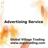 Buy cheap Advertising Service product