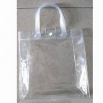 Buy cheap PVC packing bag/PE bag/PVC plastic packing bag product