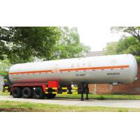 Buy cheap Large Load Transport Semi Tank Trailer product