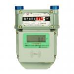La tarjeta Smart de IC pagó por adelantado el metro de gas G1.6/G2.5/G4 con el caso de aluminio del cuerpo