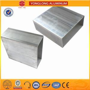 Buy cheap OEM Machined Aluminium Profiles , Building Material Aluminium Die Casting Parts product