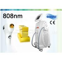 Buy cheap Professional micro channel 808nm diode laser hair removal machine from wholesalers
