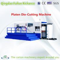 China High Speed Automatic Hot Sale Paper Die Cutter & Paper Creaser on sale