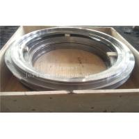 Buy cheap DIN 1.4301 Round  Stainless Steel Forging Solution Heat treatment Rough Turned product