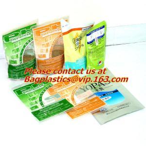 Polypropylene doypack, Bag, Plastic Stand-up Pouches, Plastic Standing Pouch, pouch bags