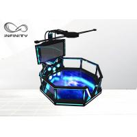 China Infinity VR Mars VR Walking Platform Shooting Game Machine 12 Months Warranty on sale