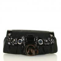 Buy cheap Women's black round sequin fashion clutch bag product