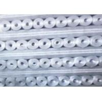 Hot Dipped Galvanized Square Mesh With Edge No Rust Recyclable Feature