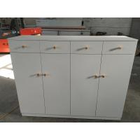 Buy cheap Waterproof MDF Made Shoes storage Cabinet with drawer L1200W*290D*H1200 from wholesalers