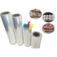 Buy cheap 5 Layers Printable Shrink Wrap Film product