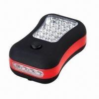 Buy cheap 24 + 4 LEDs work light, packing with double blister or display box product