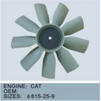 China fCAT an blades and fan clutches for trucks,cars and machines on sale