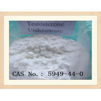 Buy cheap Raw Testosterone Undecanoate Injectable Anabolic Steroids Testosterone Un500mg/ml CAS:5949-44-0 product
