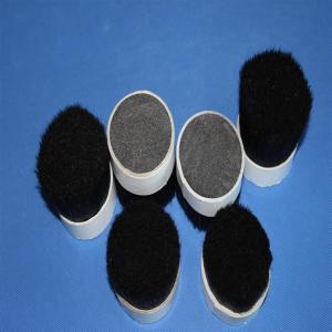 Buy cheap Tsingtao black boiled pig bristle 64mm  for   paint brushes product