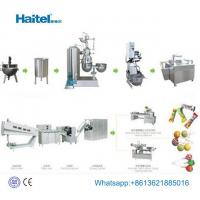 China Stainless Steel 1.5kw 380V Output 5T Lollipop Making Machine on sale
