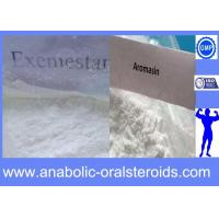 Quality 107868-30-4 Powder Exemestan / Aromasin Anti-Estrogen Steroid Hormone Pct For Steroid Cycle for sale