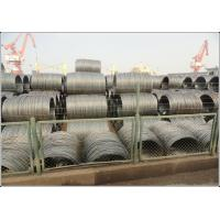 Buy cheap Phosphating Mild Steel Wire Rod , SWRCH10K ASTM JIS Carbon Steel Wire product