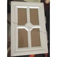 China Prototype Stampings White Garage Door Window Frames High Precision wholesale