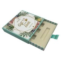 Buy cheap Rectangle Presentation Packaging Boxes Durable With Logo Foil Stamping product