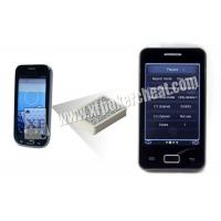 Buy cheap Black  C33 Samsung Lithium Battery Infrared Camera For Poker Card Analyzer product