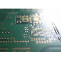Buy cheap Mulitiple layer Industrial PCB FR4 or AL HASL ENIG 1,2U'' for OEM product