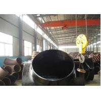 ASTM A234 Wrought Alloy Steel High Pressure Pipe Fittings Elbow Tee Form
