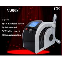 China Hair Cream Removal Laser Clinic IPL Beauty Equipment 50W RF Power wholesale