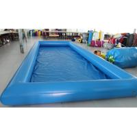 Buy cheap 2015 high quality water games ,water pool in 10x5meter product
