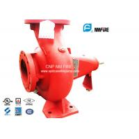 Buy cheap 450GPM@200PSI Ul Listed Fire Pumps One Stage 99.8KW Max Shaft Power product