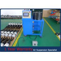 Buy cheap Gas - Filled Shock Absorber Air Suspension Crimping Machine 4kw Power 30Mpa System Pressure product