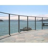 Buy cheap Stainless Steel Wire Deck Rails, Metal Railing Fence product