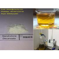 Buy cheap Pre-mix Bulking Cycle Nandrolone Steroid Nandrolone Decanoate / Deca Durabolin 200mg/ml product