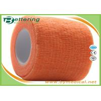 Buy cheap Self Adhering Coflex Elastic Cohesive Bandage / First Aid Tape For Healthcare product