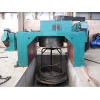 Buy cheap Steel Automated Drawing Machine , Drawing Wire Machine High Speed product