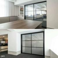 Buy cheap Fast Response Switchable Smart Glass PDLC Film Long Life With High Security product