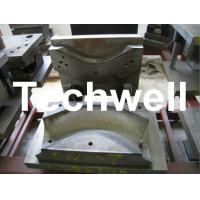 Buy cheap Custom Elbow Moulding Machine for Black Steel / Galvanized Steel / Copper Downspout Elbow product