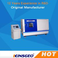 China Crush / Needling Integrated Battery Testing Machine With Hydraulic System Drive on sale
