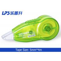 Colorful Mini Correction Tape Green Plastic Student 4M Correction Runner No.W961