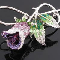 Buy cheap Rose Crystal Brooch product
