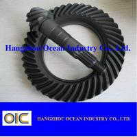 Forged Spiral Bevel Gear For Truck As Per OEM Code Or Drawing