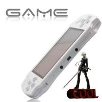 China 4.3inch TFT screen handheld game player support TV-OUT and FM,built-in 3000 kid games on sale