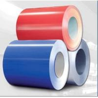 Buy cheap Colored Galvanized Steel Coil 508mm or 610mm Inner Diameter DX51D+Z product